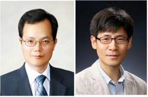 신인재 교수(왼쪽 사진)와 김경규 교수 - 연세대 제공
